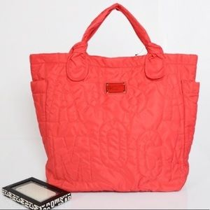 Authentic Marc by Marc Jacobs Quilted Tote